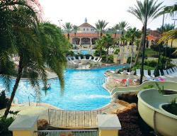 Regal Palms Pool in Orlando Florida